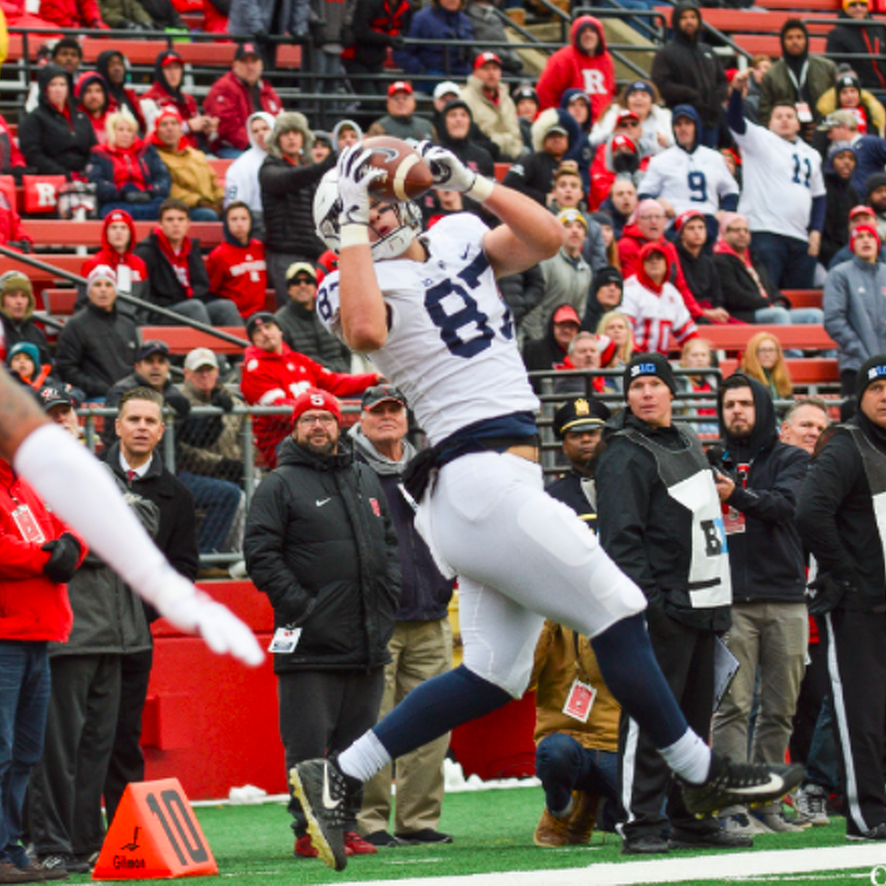 Penn State Football: Freiermuth Looks To 2019 After Breakout Year 1