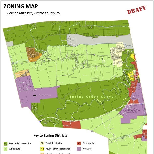 Benner Township Grapples with Zoning Ordinance