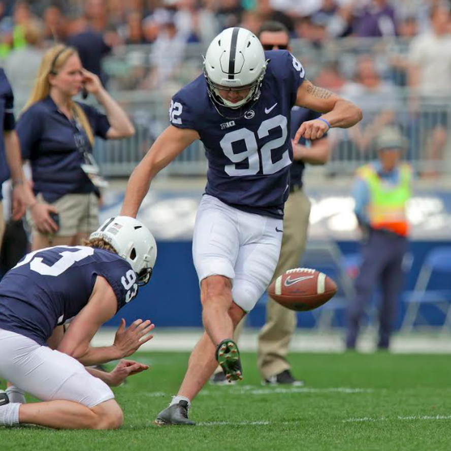 Penn State Football: Handing Out The Grades After A Sunny Blue White Game