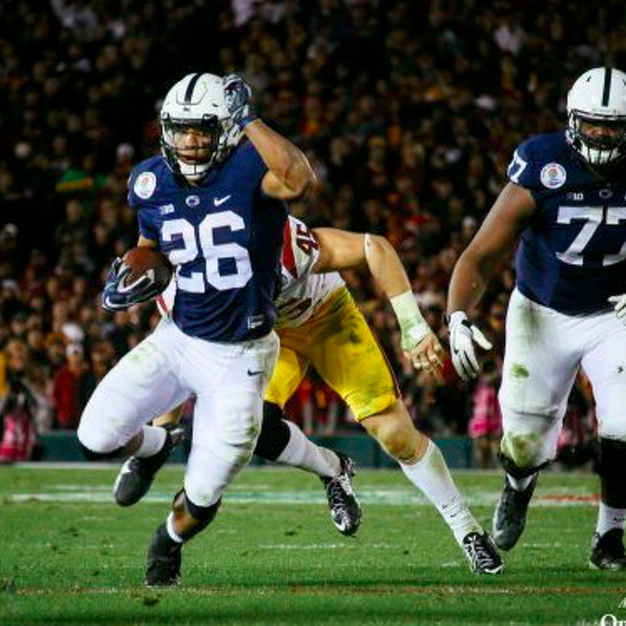 Penn State Football: Barkley Set To Host Youth Camp In State College