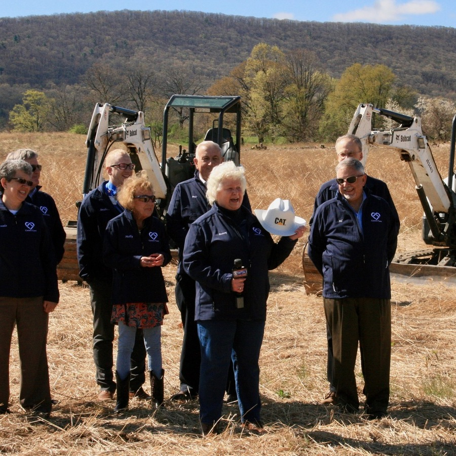 Centre Care Breaks Ground for New Nursing Facility