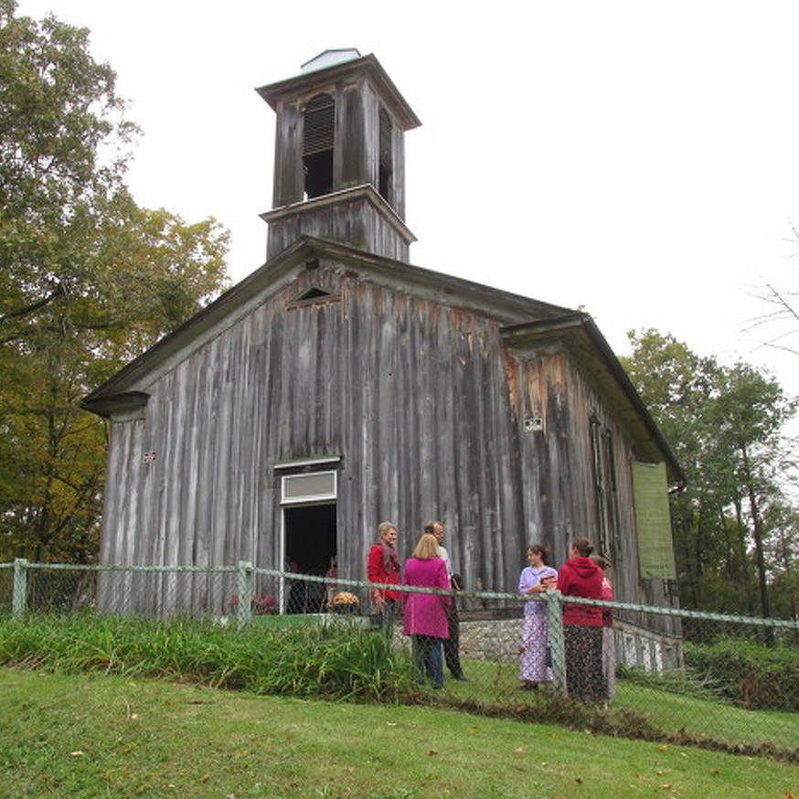 Historic Egg Hill Church Deteriorating