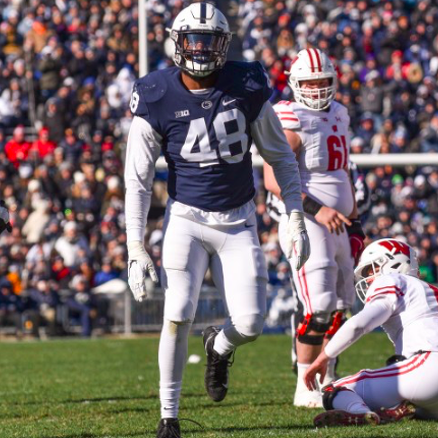 Penn State Football: Eagles Select Shareef Miller To Close Out The Fourth Round