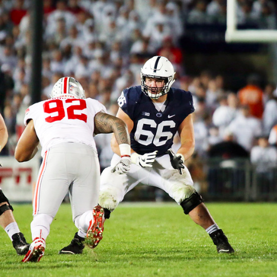 Penn State Football: Dallas Cowboys Pick Up Connor McGovern In Third Round