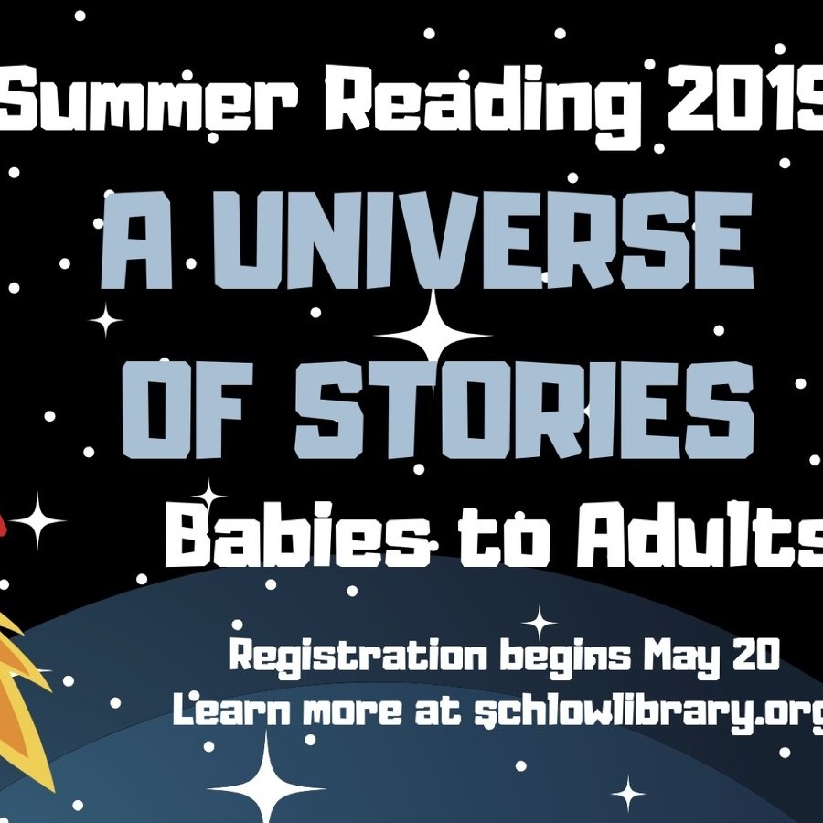 'A Universe of Stories' Awaits for Schlow Library's Summer Reading Program