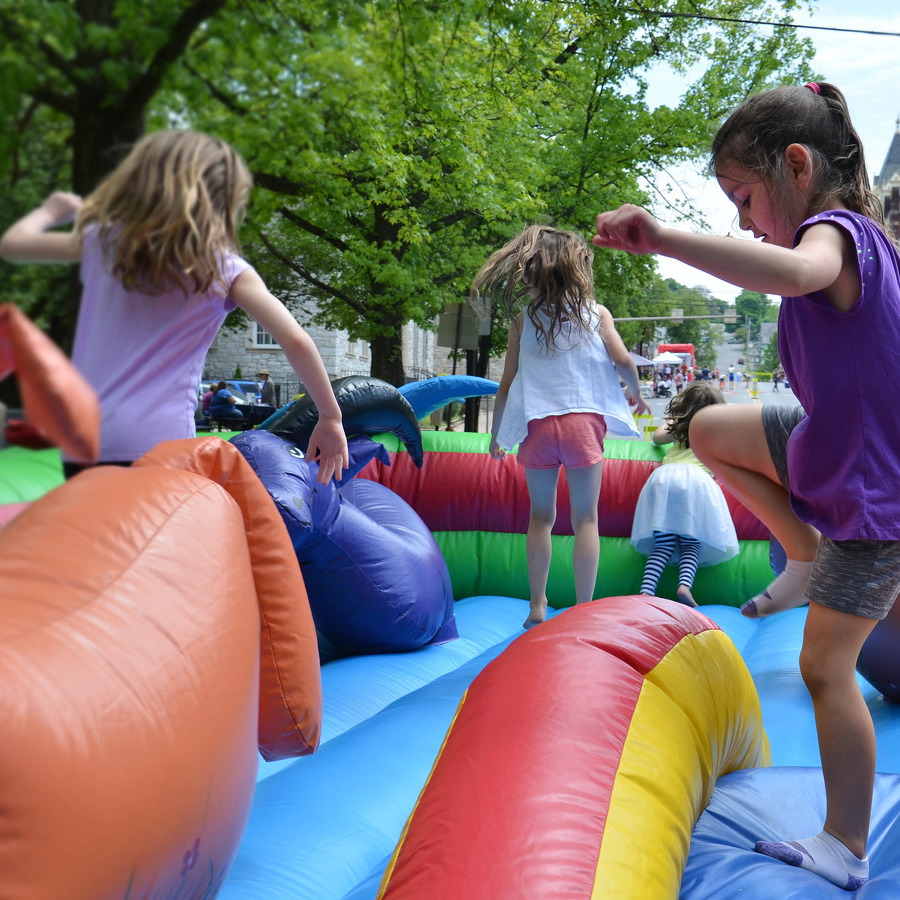 More Than 1,000 Participate in Inaugural Open Streets Bellefonte