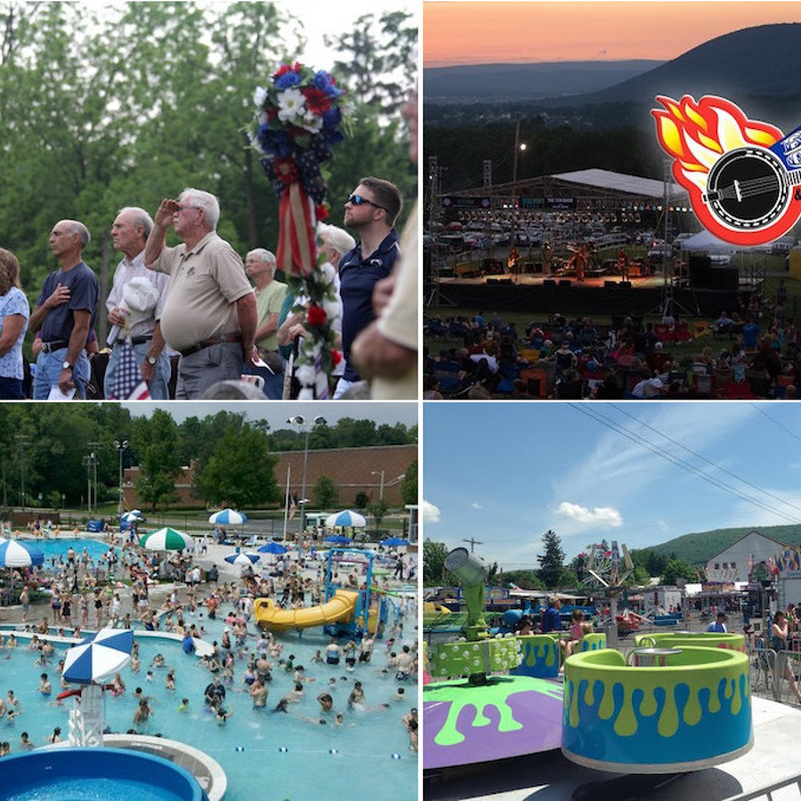TGIF: Memorial Day Weekend Events for May 24-27