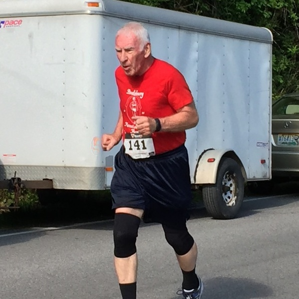 At 78, Runner Will Again Pay Respects on Memorial Day
