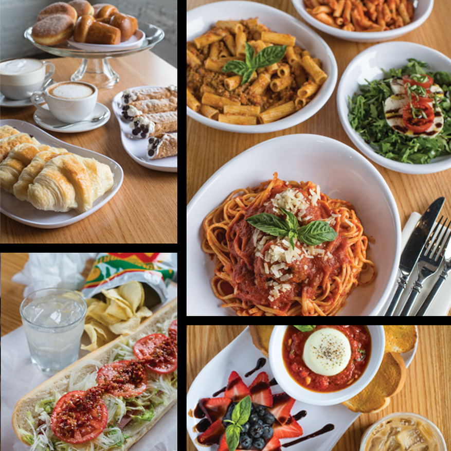 Taste of the Month: Back in downtown Bellefonte, Bonfatto's offers an authentic Italian experience