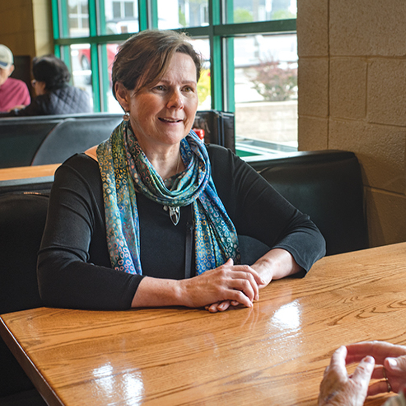 Lunch with Mimi: While working to preserve the past, Mary Sorensen and the Centre County Historical Society are looking to the future