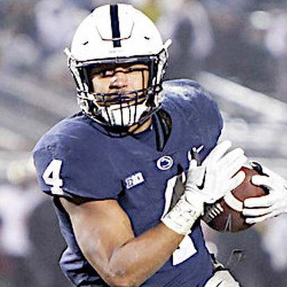 Penn State Football: Ricky Slade is in a Rush for Just One Goal in 2019
