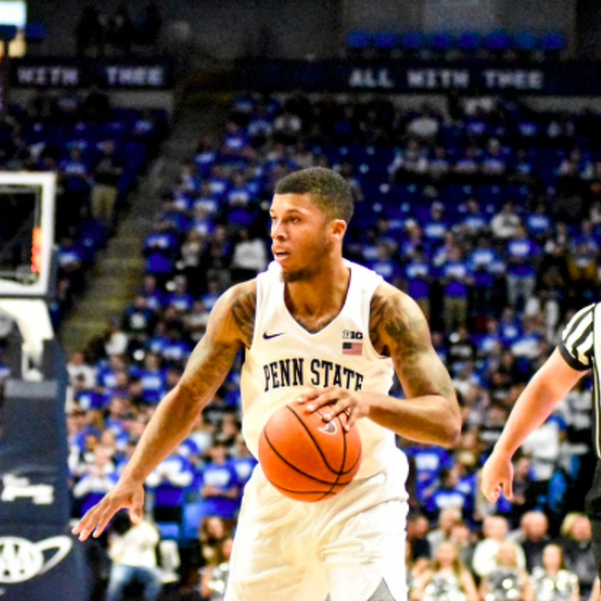 Penn State Basketball: Dread Eyes Bigger, Better Things In 2019