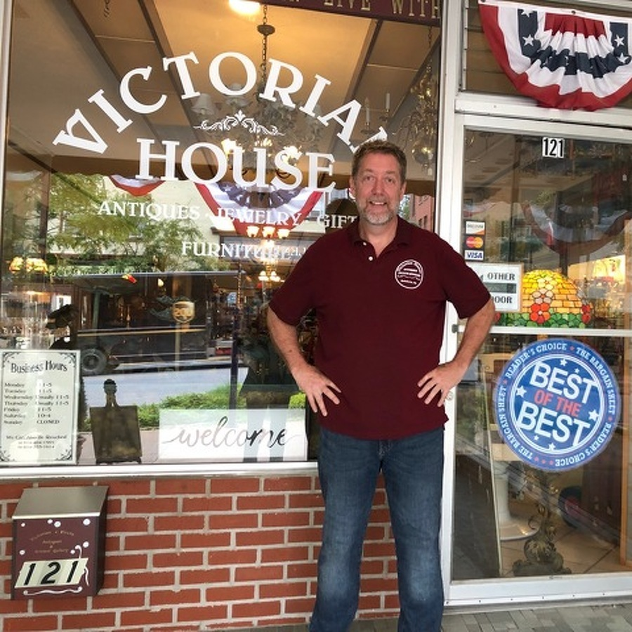 Victorian House Antiques Celebrates 25 Years