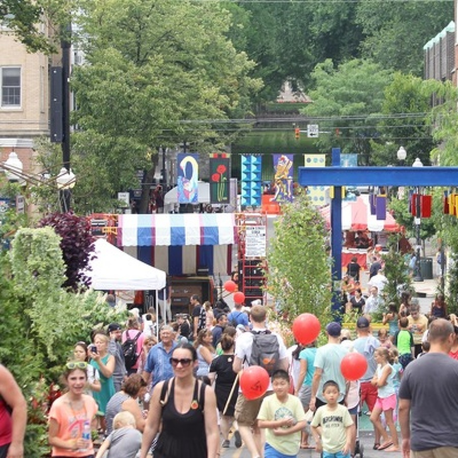 Arts Fest Kicks Off for 53rd Year on Wednesday
