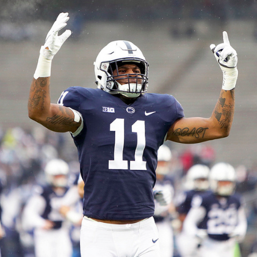 Penn State Football: Parsons, Brown Both Named To Butkus Watch List