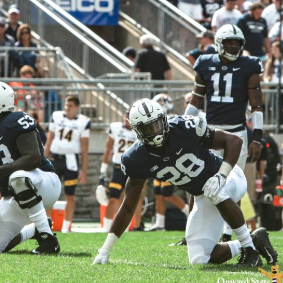 Penn State Football: Why One Teammate Says Rising Star Jayson Oweh Is 'Going To Be Unstoppable'