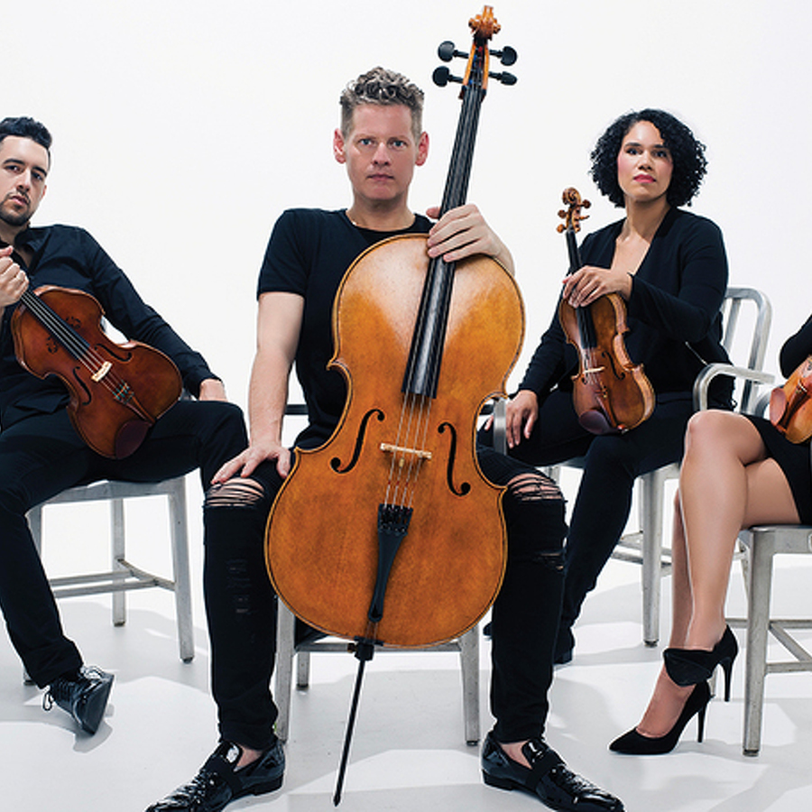 On Center: Imani Winds and Catalyst Quartet Will Play Commissioned Music at Schwab