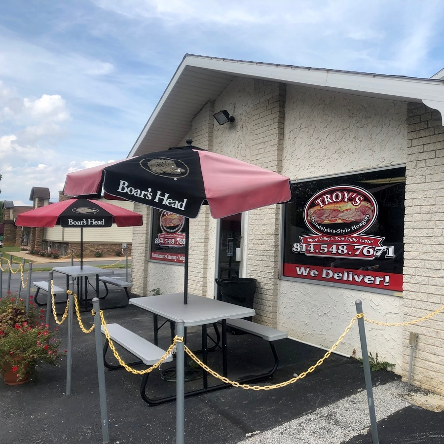 With Plans to Expand Benner Pike Restaurant, Troy's Closes State College Location