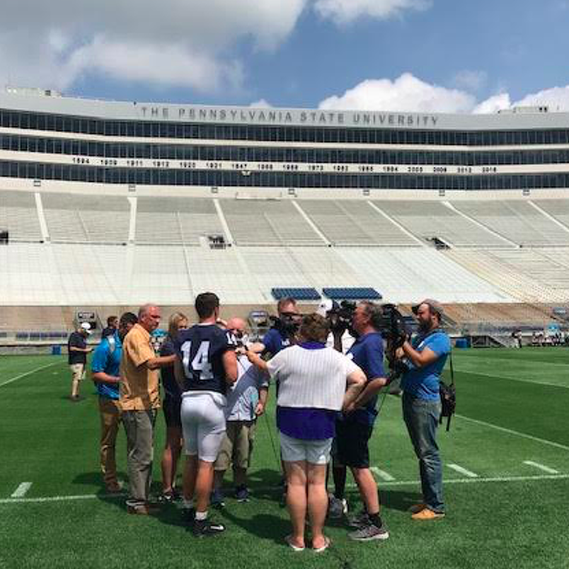 Penn State Football: Nittany Lions Chase Consistency As Practice Begins