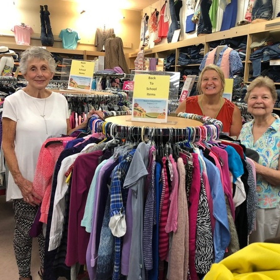 FaithCentre Offering Free Clothes at Back-to-School Event