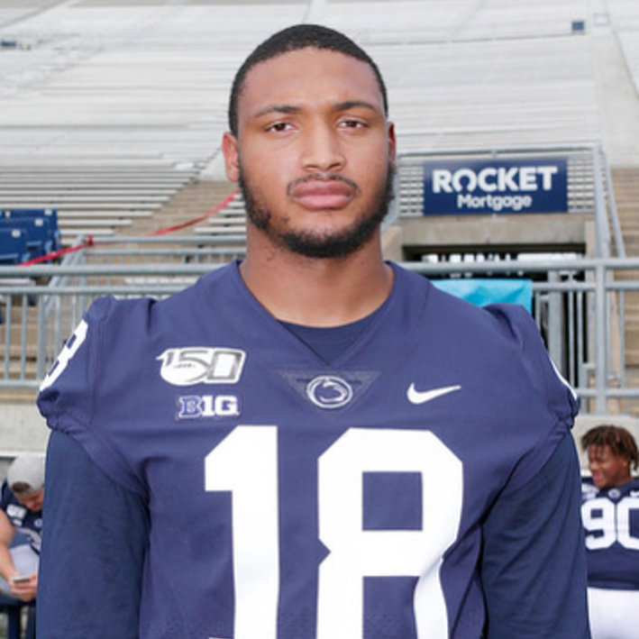 Penn State Football: Toney Poised for Larger Role