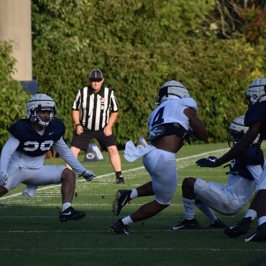 Penn State Football: Nittany Lions With A Good Problem To Have In Running Back Room