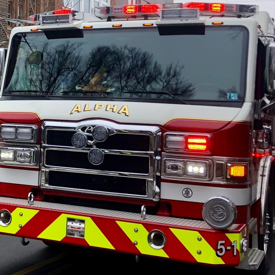Local Firefighters See Busy Night Around State College