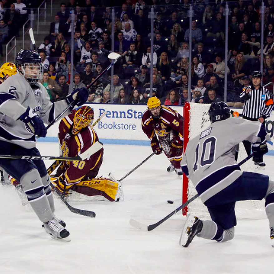 Penn State Hockey: Nittany Lions Add Four More To 2019 Roster