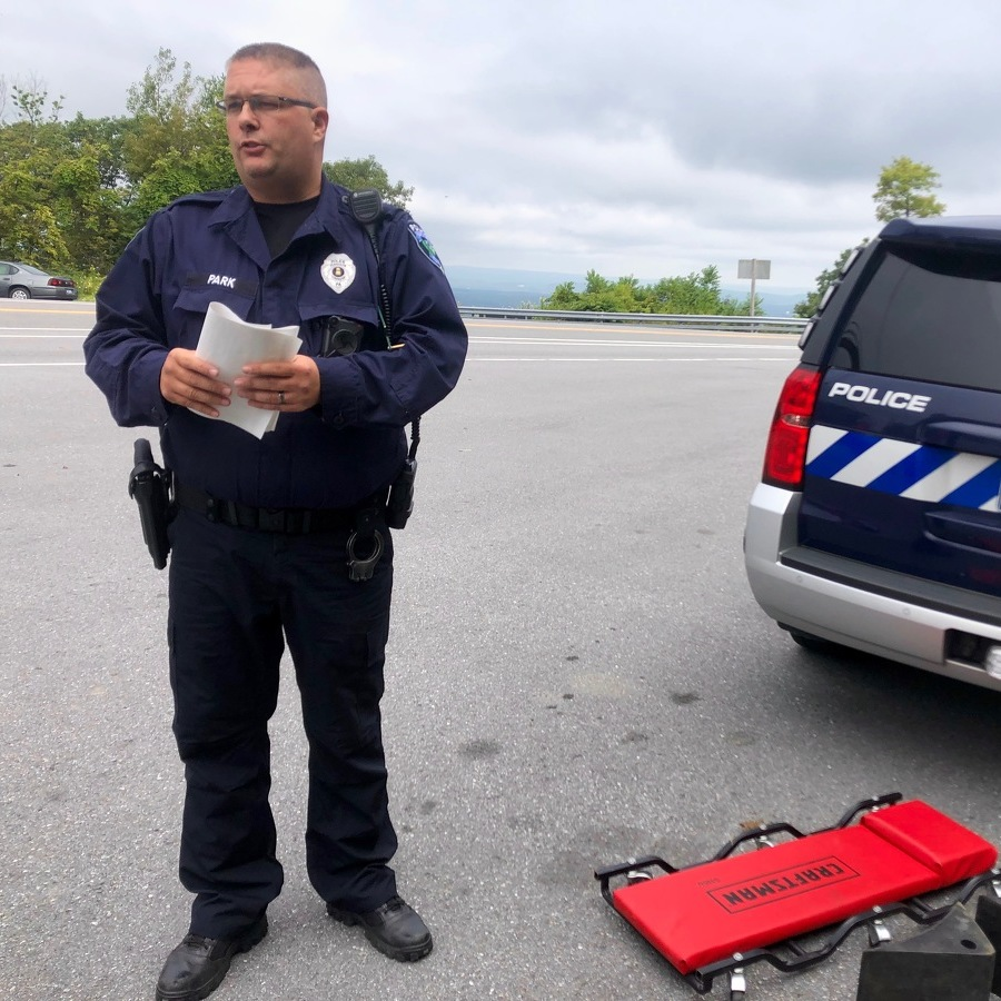 Ferguson Township, State College Police Use State Grants to Curb Aggressive Driving of Large Trucks