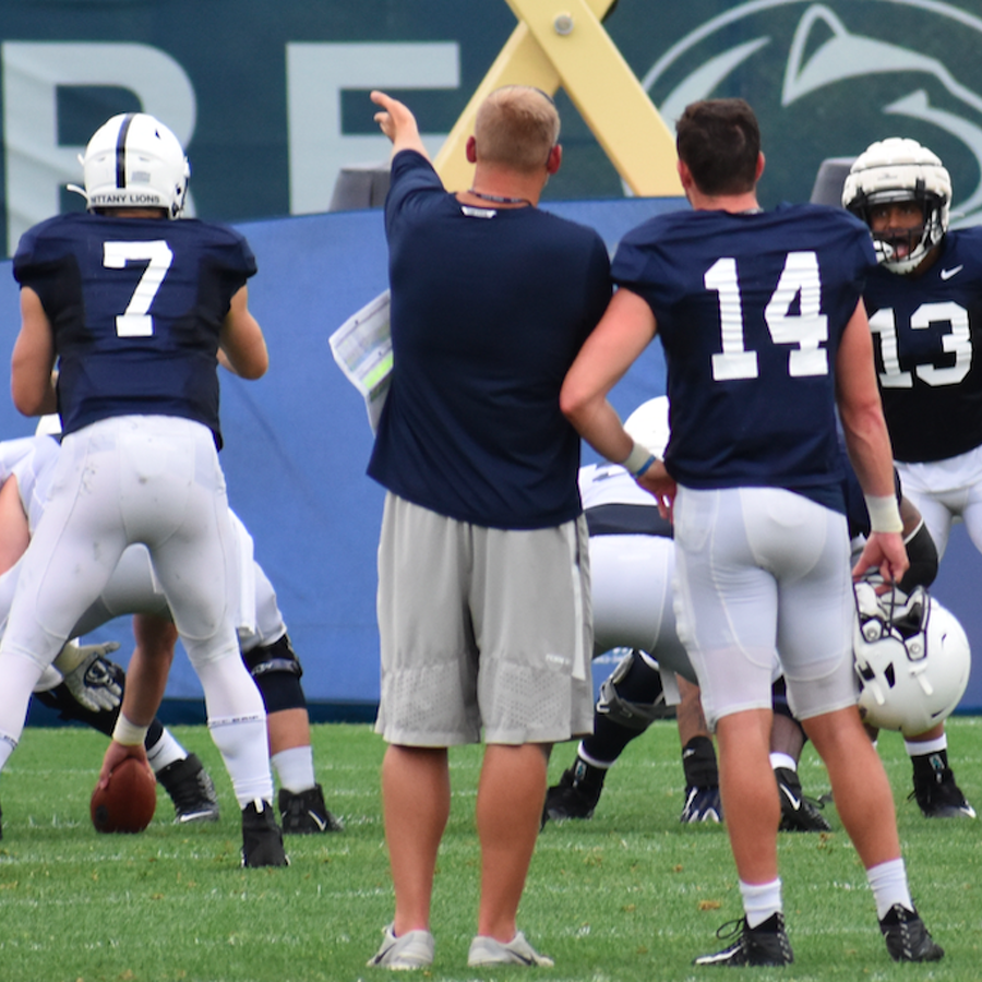 Penn State Football: Third Down, Not Arm Strength, Will Help Determine Quarterback Race