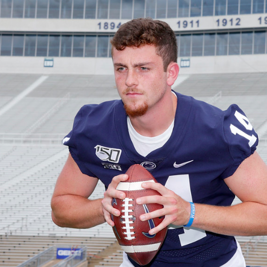 Penn State Football: Clifford Named Starting Quarterback