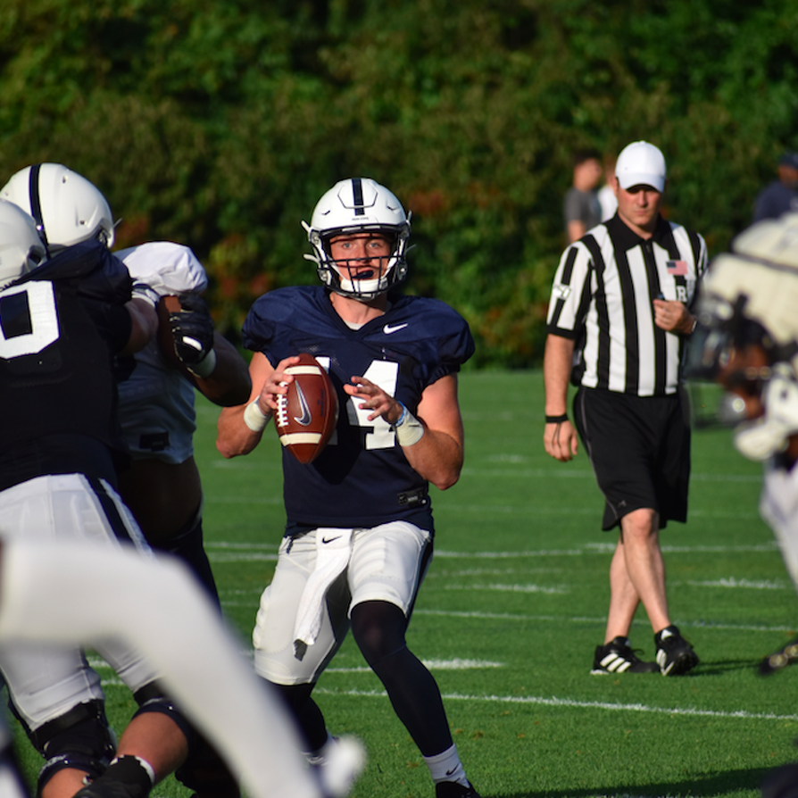 Penn State Football: Clifford Finally Set To Turn Confidence Into Results