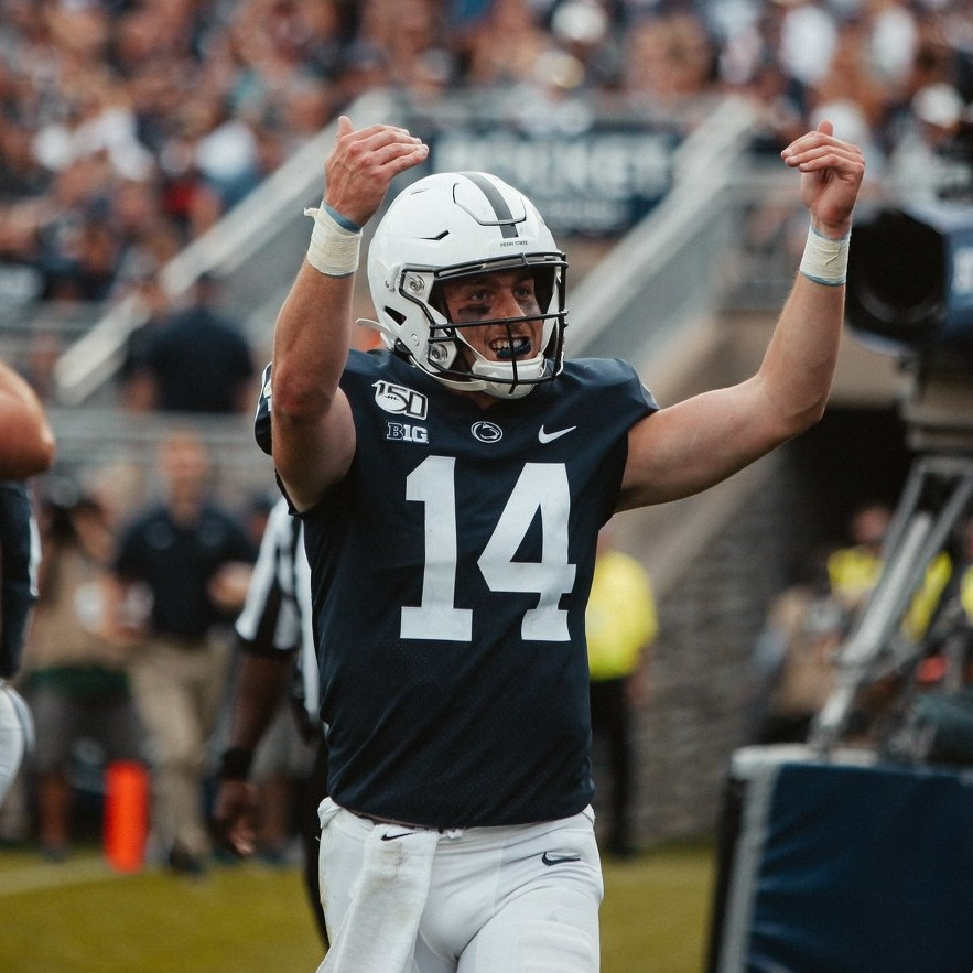 Penn State Dismantles Idaho in Season Opener