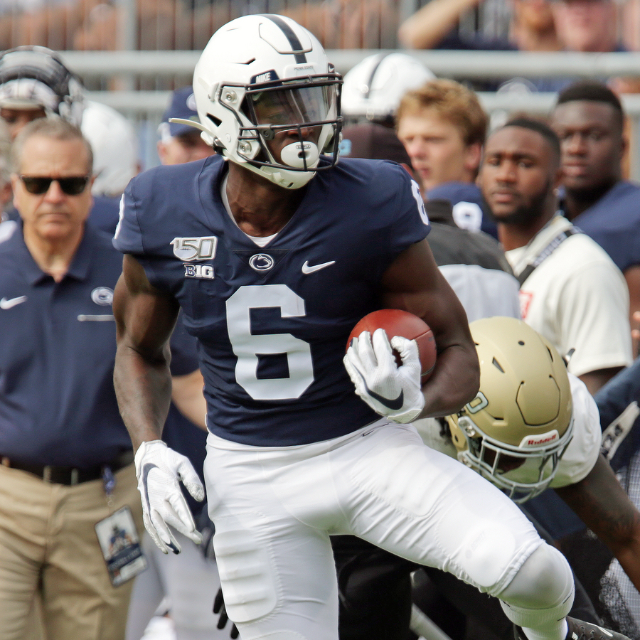 Penn State's 79-7 Blowout of Idaho: This Spud's for You