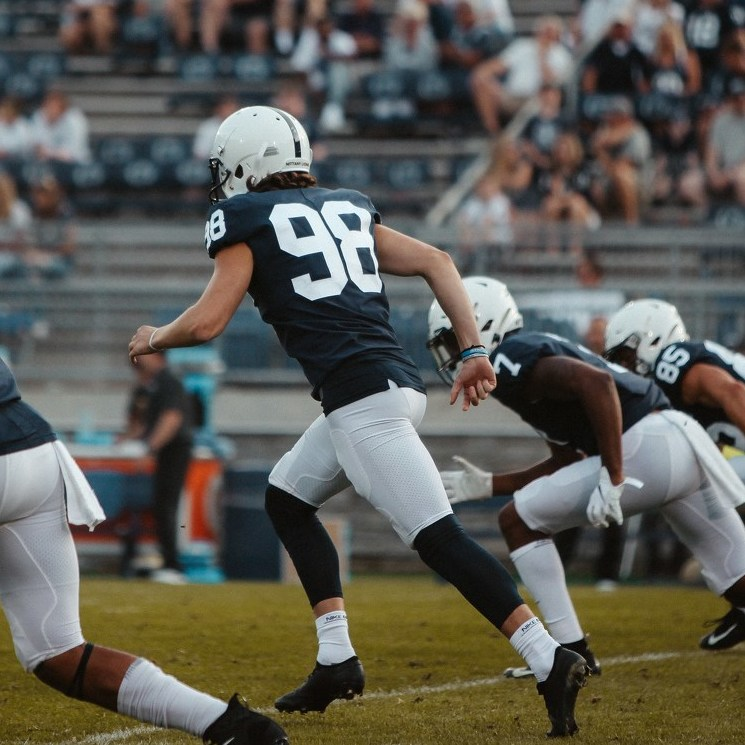 Kicker Jordan Stout Shines in Penn State Debut