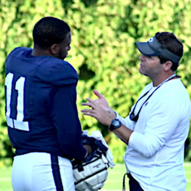 Penn State Football: There's No Buffaloing Franklin…Bison Alum Pry's His Guy