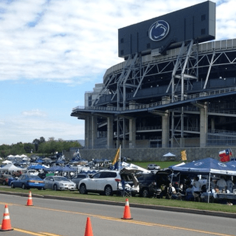 Penn State Football: Beaver Stadium Parking Sold Out for Pitt Game; Lots to Open Earlier