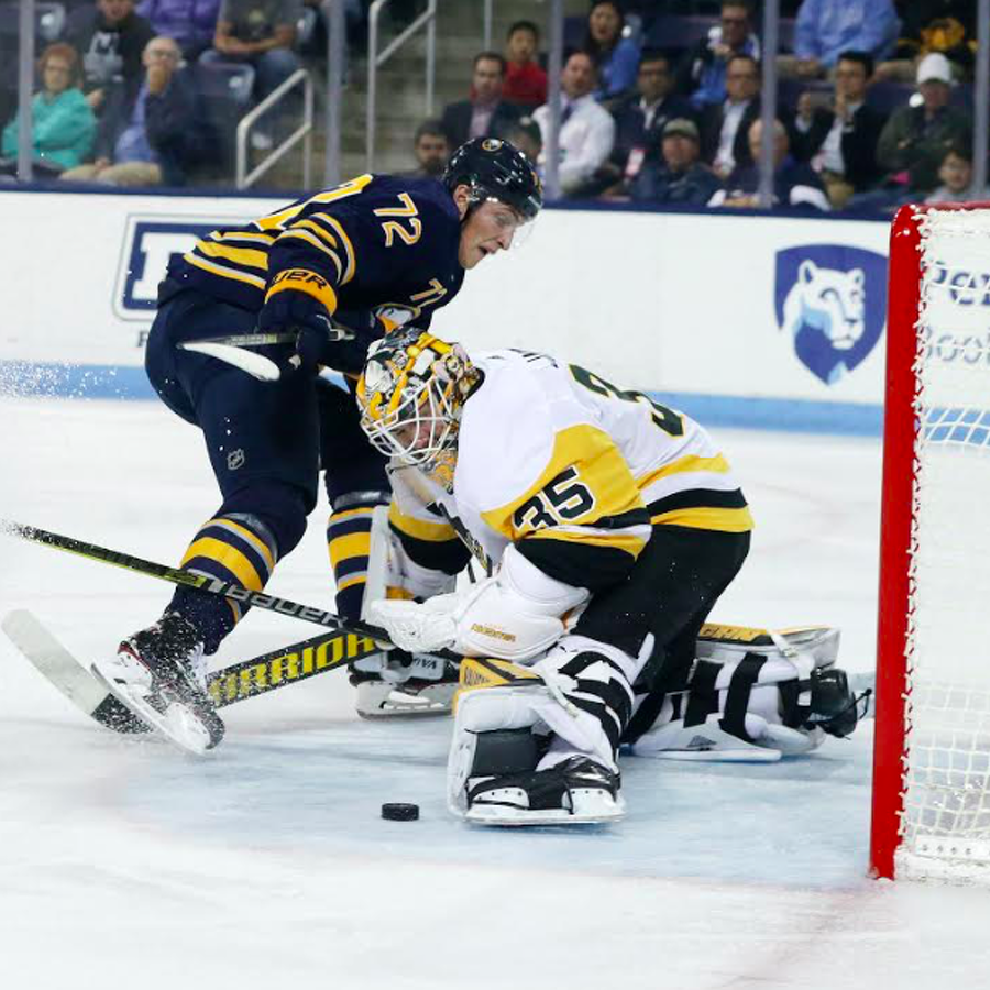 Eichel Overtime Winner Lifts Sabres Over Penguins, But There Was A Lesson For Penn State To Learn