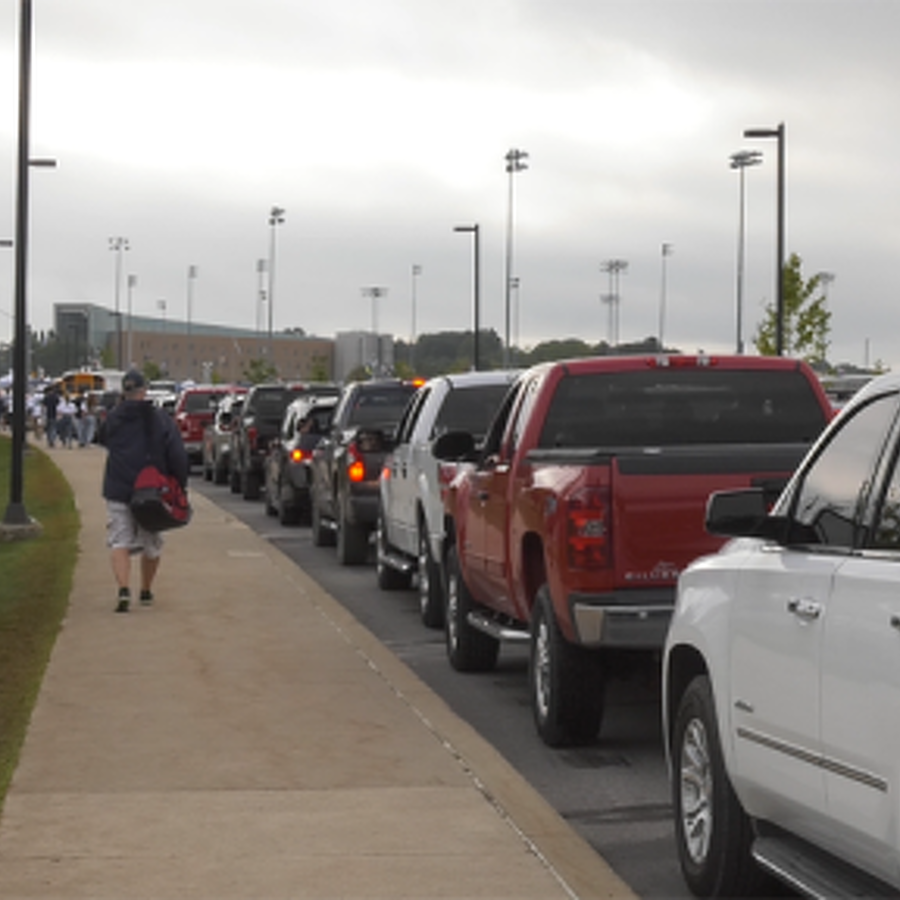 Football Fans Frustrated Over Traffic Changes