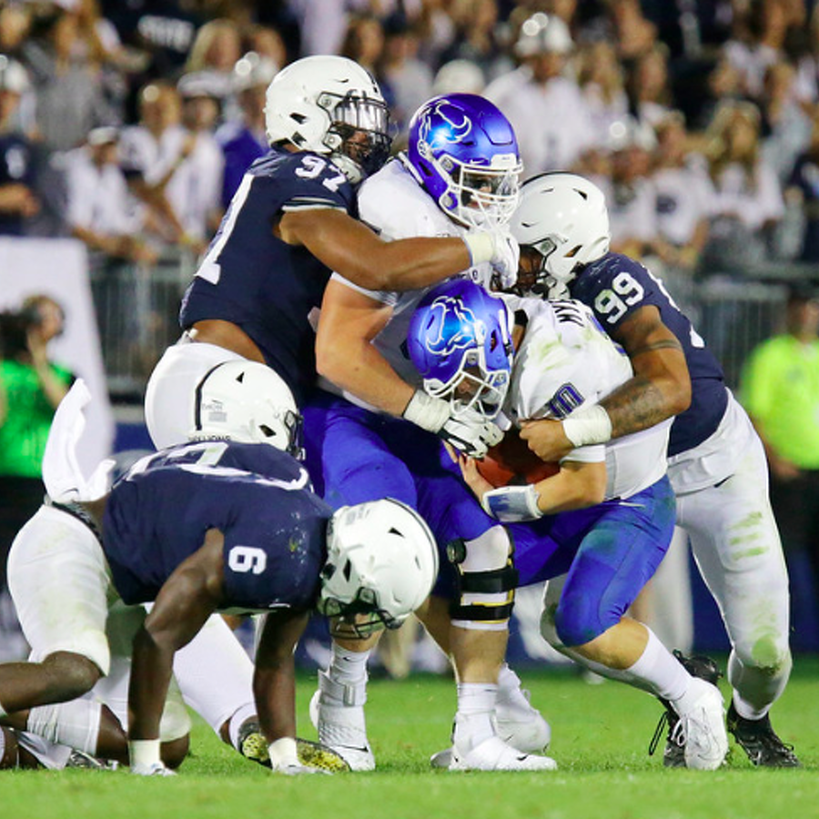 Penn State Football: Learning How To Practice No Small Thing For Young Team