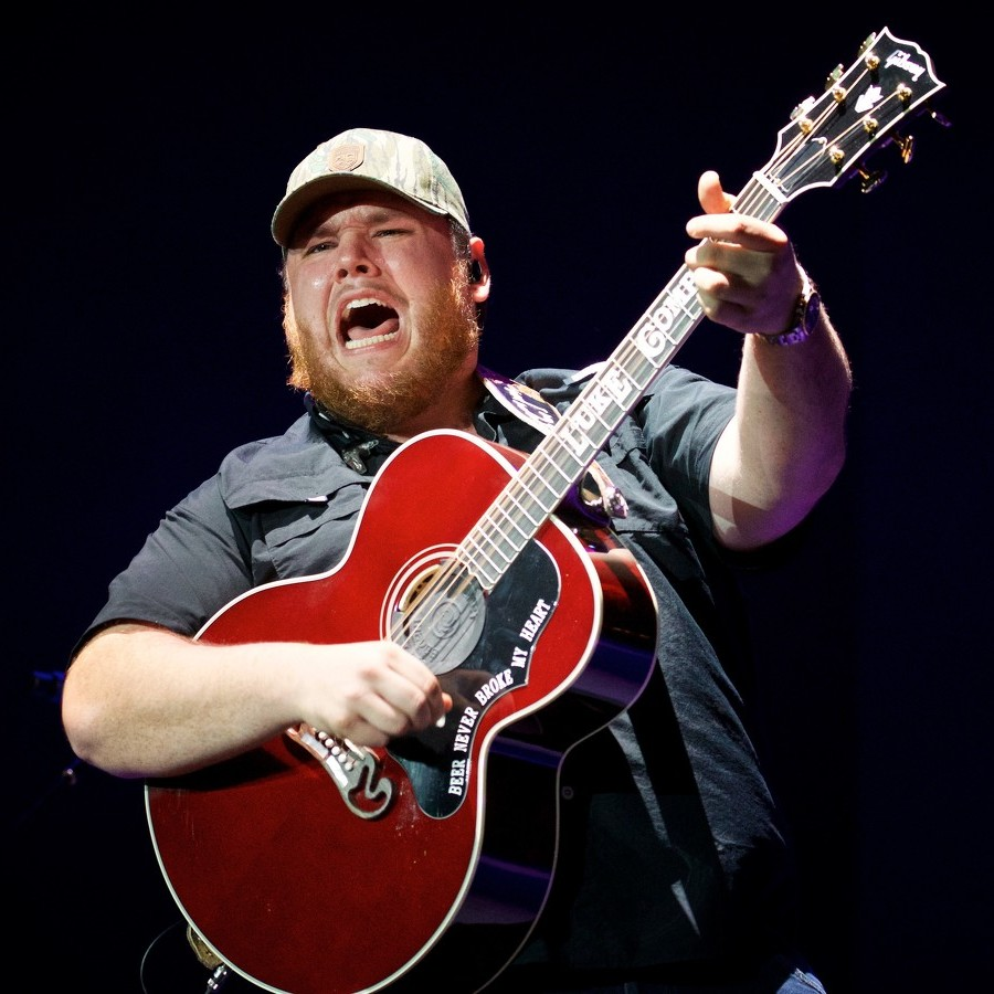 Luke Combs Breaks Record for Fastest Single-Show Sellout in BJC History