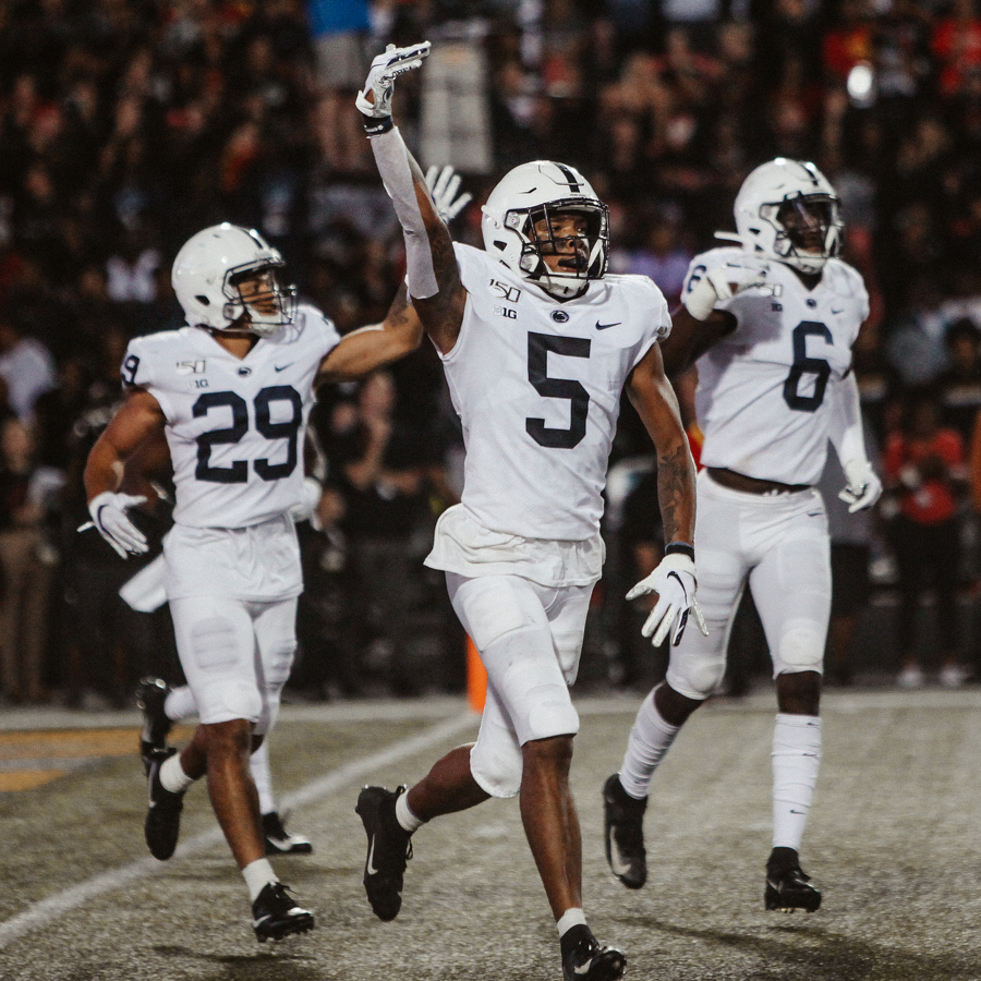 Penn State Football: Nittany Lions Dominate Maryland Under Friday Night Lights