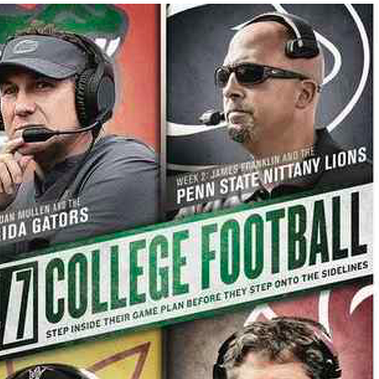 Franklin, Penn State Football Face Purdue & HBO Cameras This Week