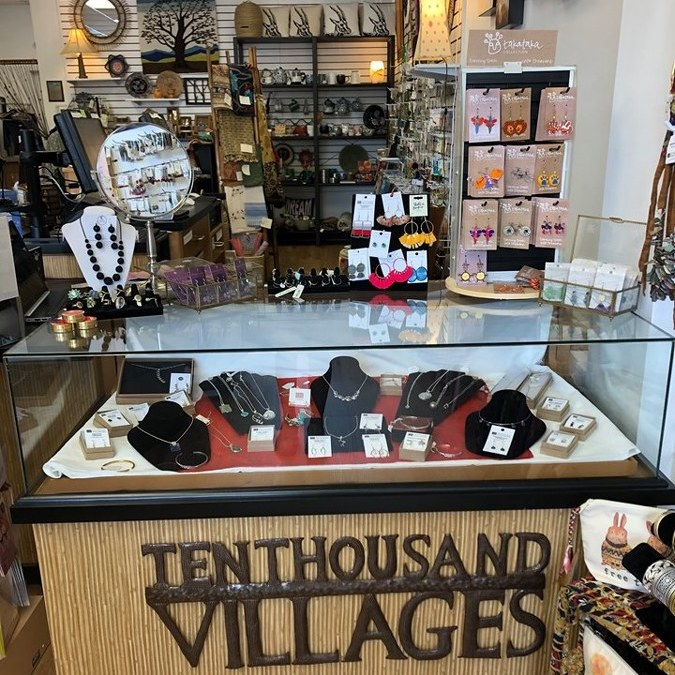 Snapshot: A year after opening fair-trade store in State College, Ten Thousand Villages is thriving