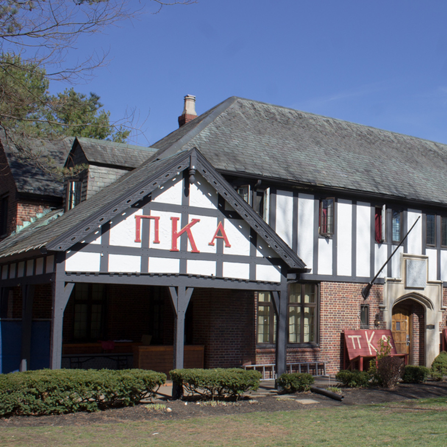 Student Seriously Injured After Fall at Fraternity House; No Charges to Be Filed, Police Say