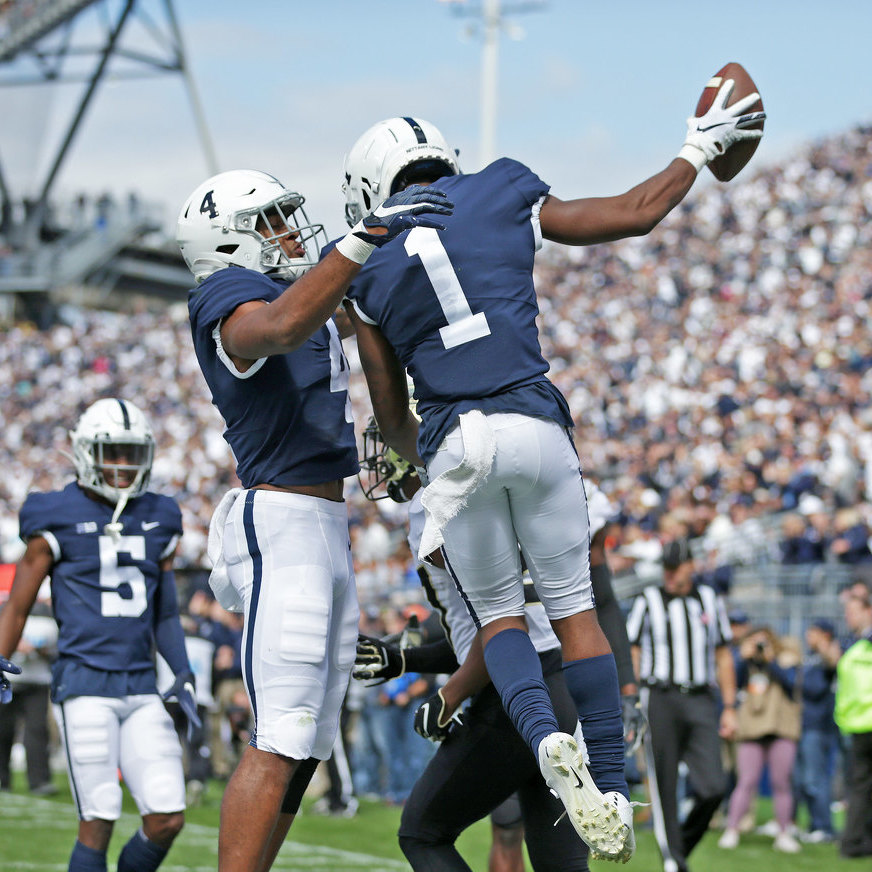 Penn State Football: Nittany Lions Enter Top 10 in New AP Rankings