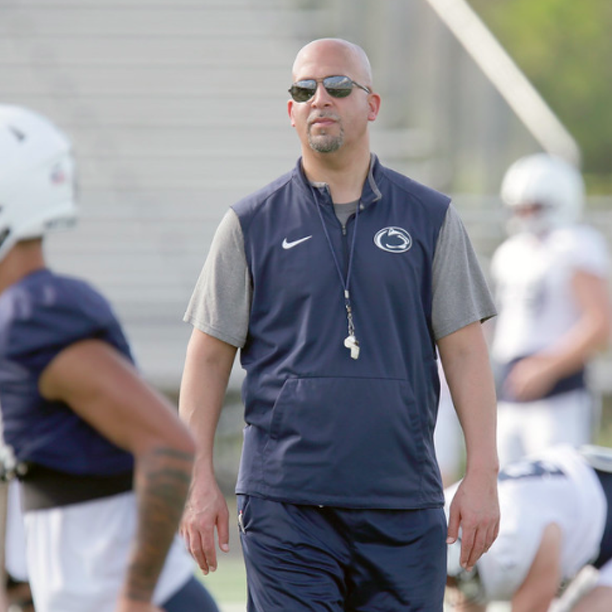 Penn State Football: Watch And Read James Franklin Opening Statement Following Letter Sent To Player