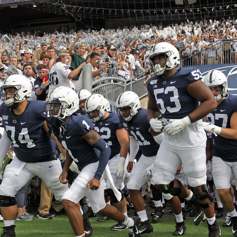 Penn State Football to Open 2020 Season Against Kent State Instead of Nevada