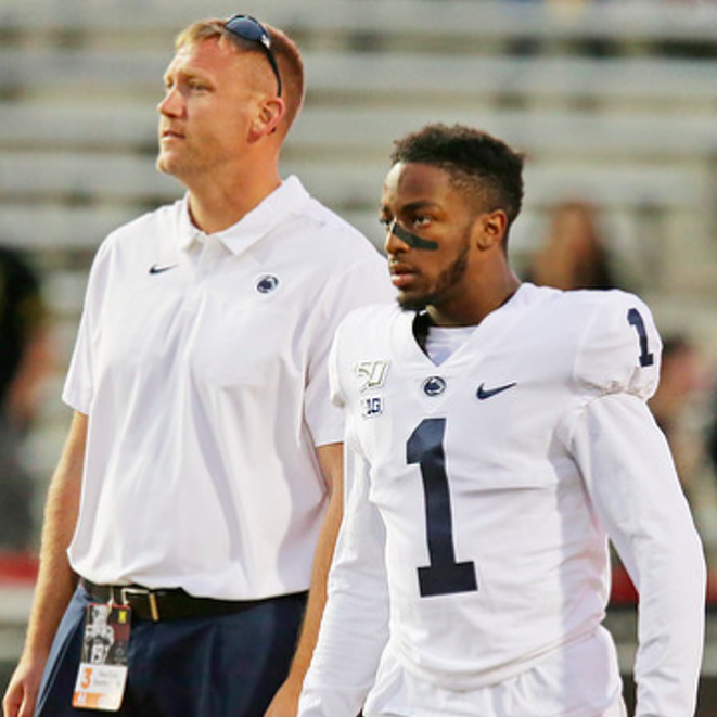 Penn State Football: Handing Out the Grades Following the Nittany Lions' Win over Iowa