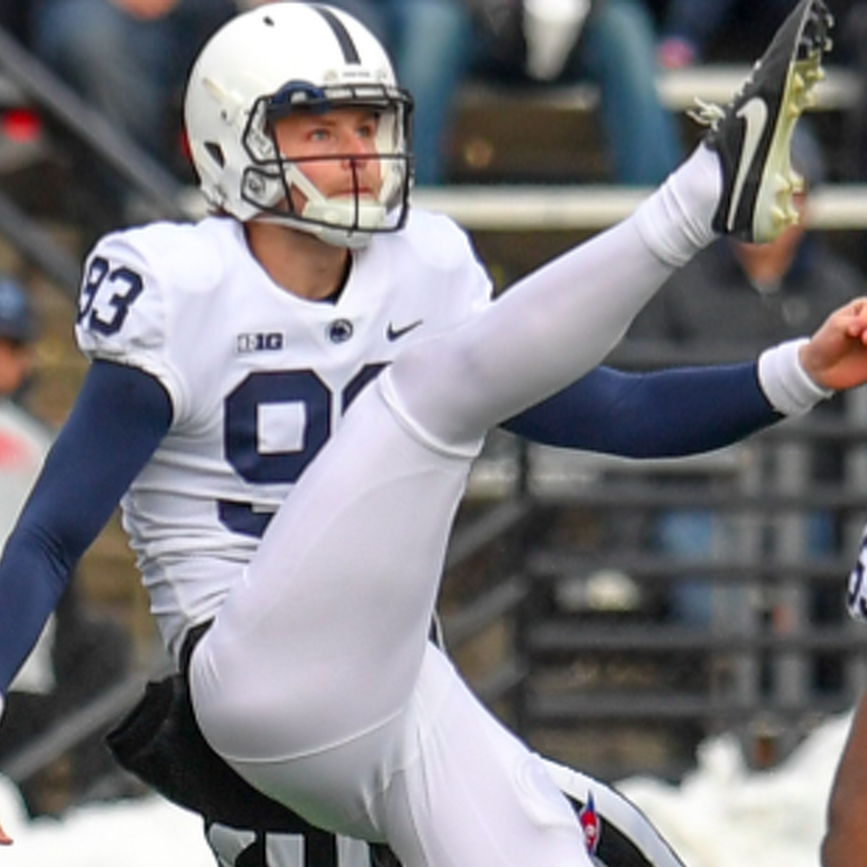 Penn State Football: Gillikin Named Big Ten Special Teams Player of The Week